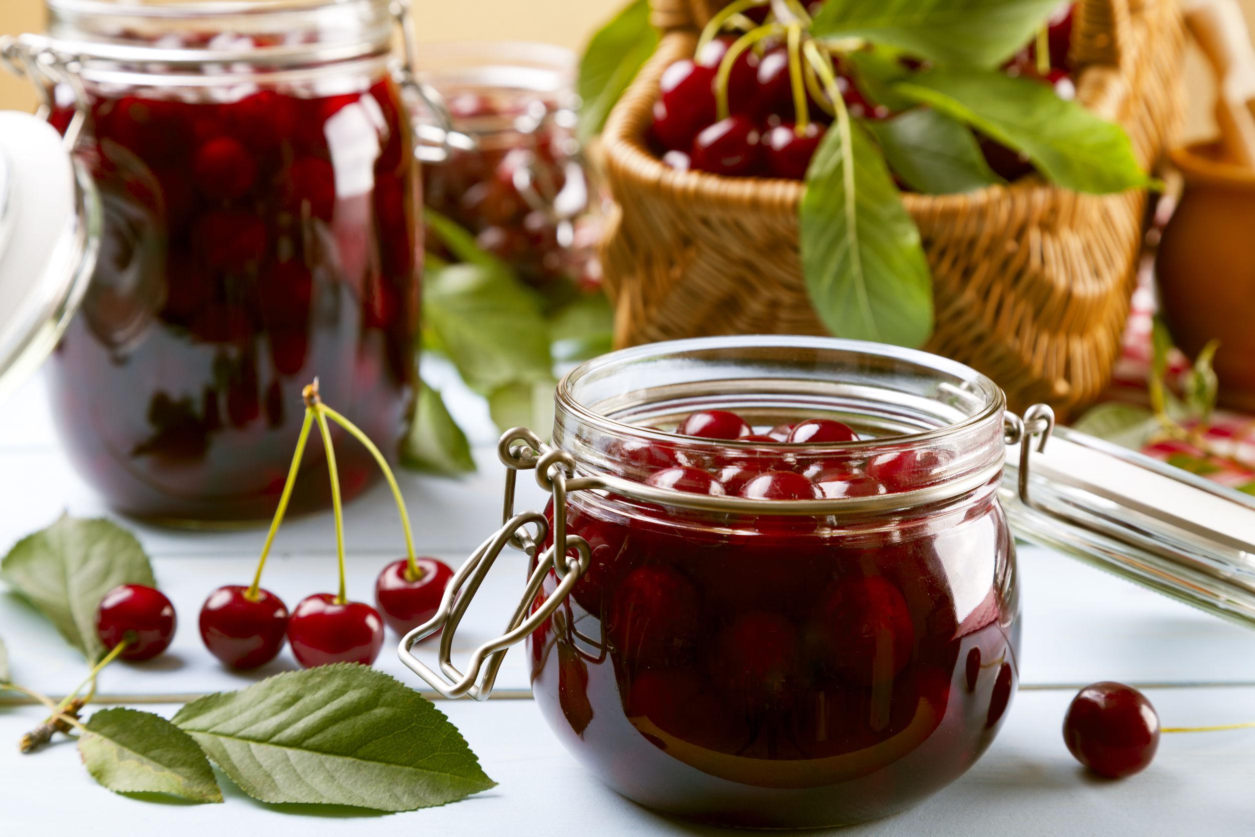 cerises cherries