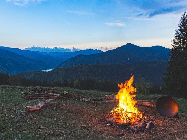 Cibo da campeggio: come organizzarsi