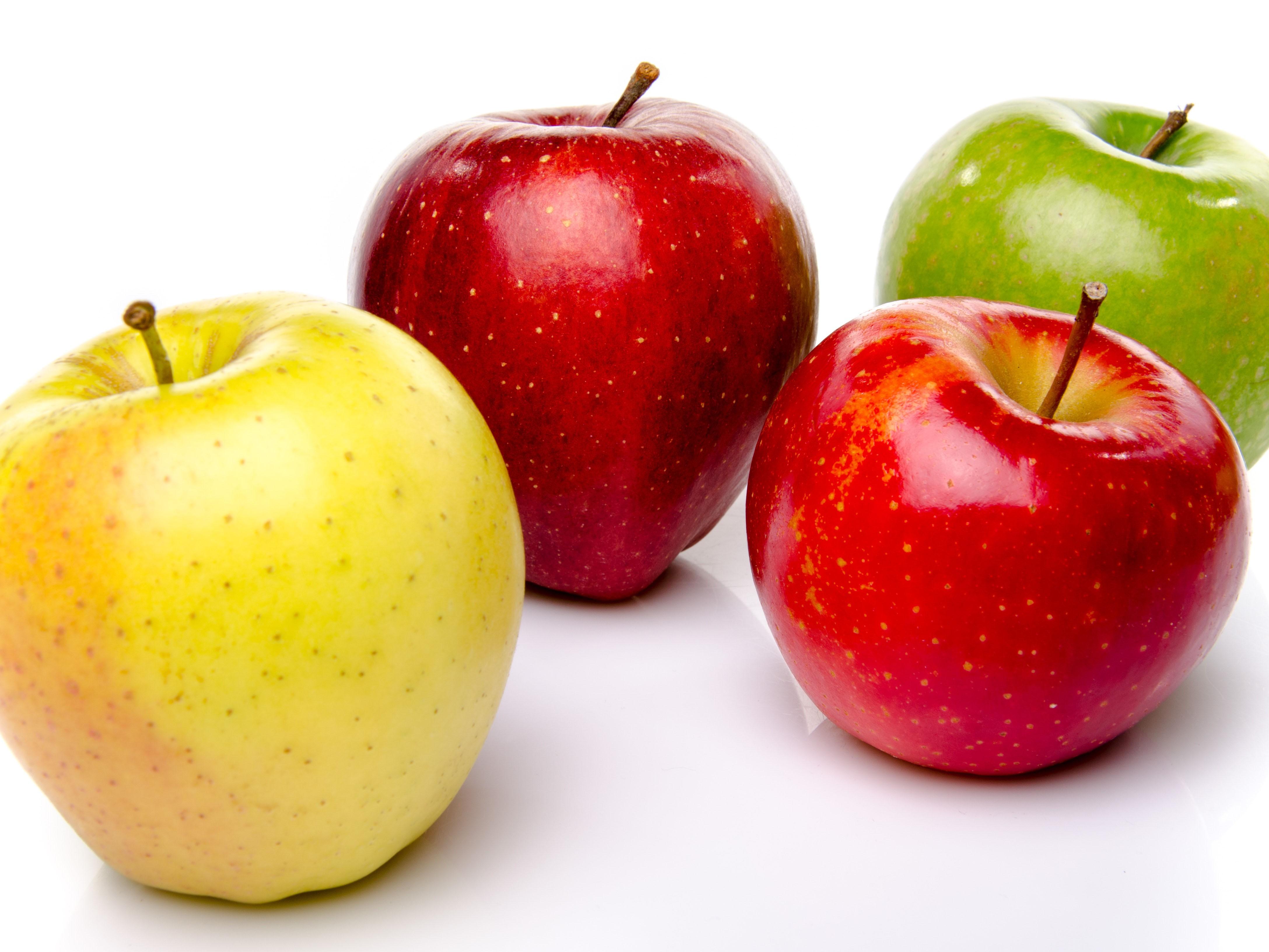 SOS Trucs: variétés de pommes