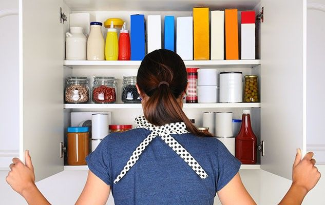 SOS Tips: Essential Pantry Items