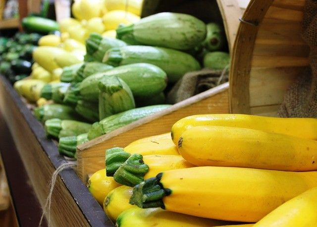 Êtes-vous courgette, zucchini ou pâtisson?