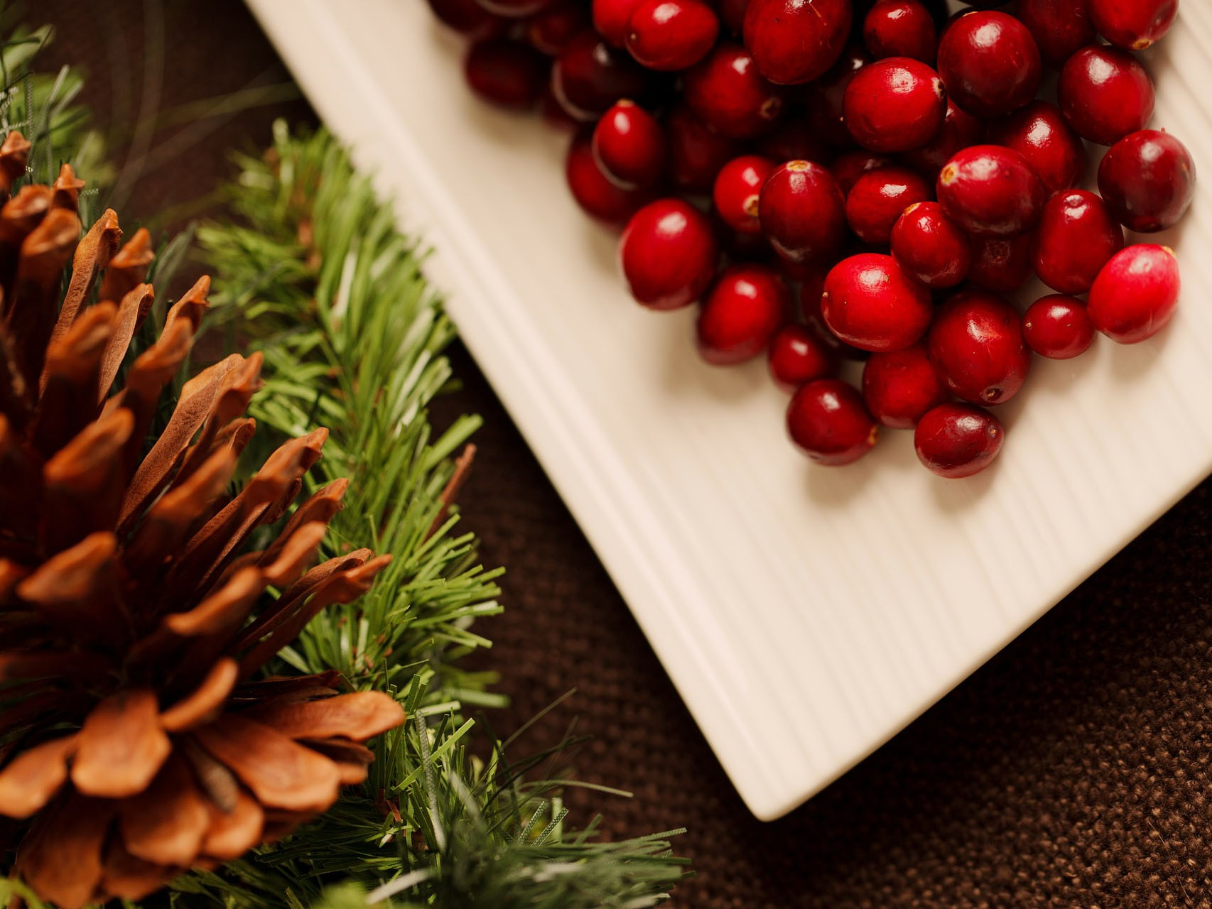 christmas canberry canneberge noel