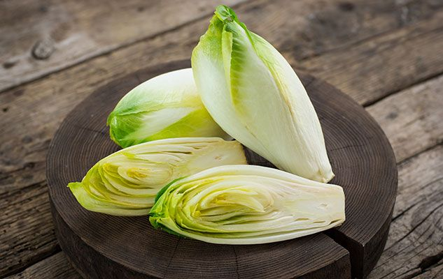 Belgian Endive: A Vegetable Grown in the Shade