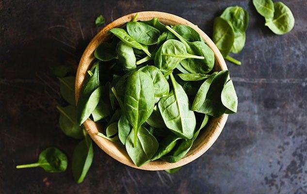 spinach epinards