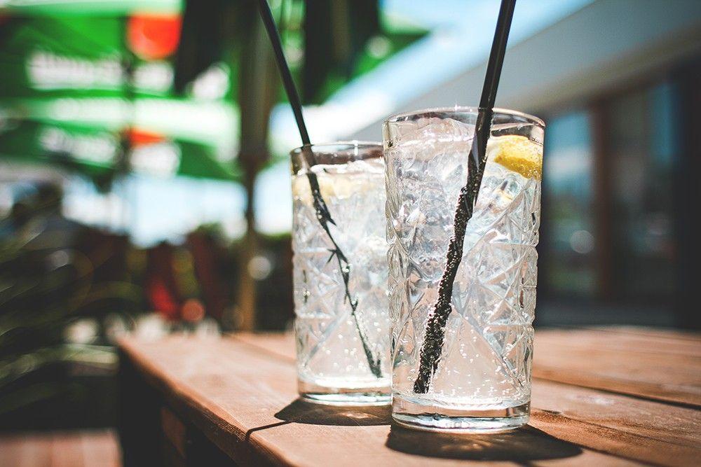 alternatives soft drinks