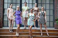 Fashion show, the Italian way