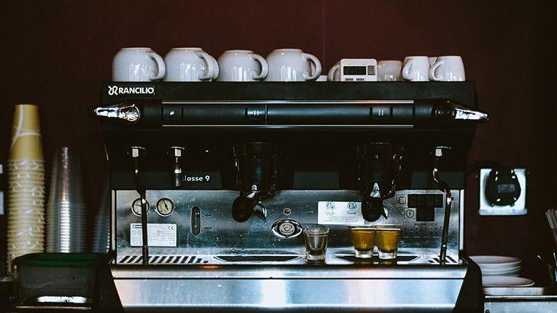 Pétrole et café