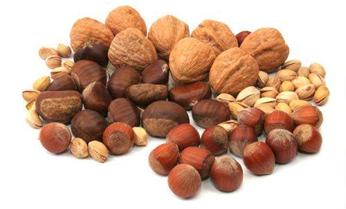 Nutty benefits