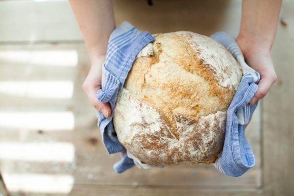 bread pain
