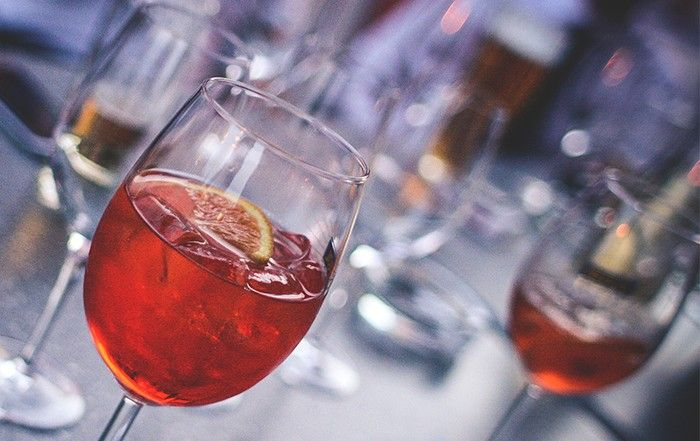 "Start the year with a ""spritz"""