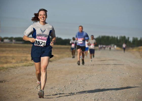 Comment éviter les maux de ventre lors d'une course