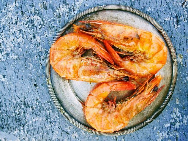 crevette shrimp