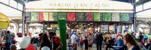 Visita del più grande mercato all'aperto del Nord America