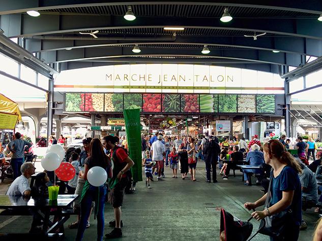 jean-talon market marché