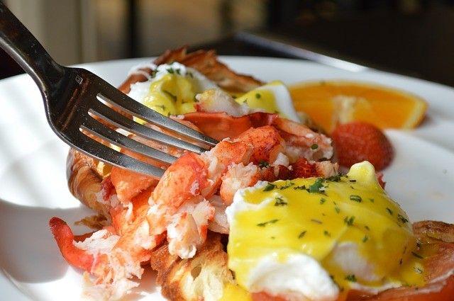 Lobster homard