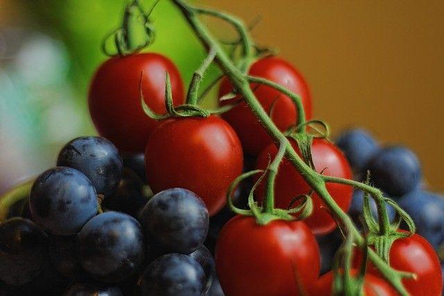 Fruits et légumes imparfaits