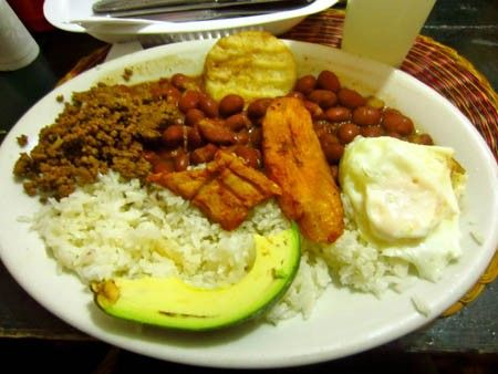 Colombian Delicacies