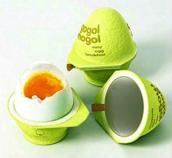 Gogol Mogol: As easy as … cooking an egg!