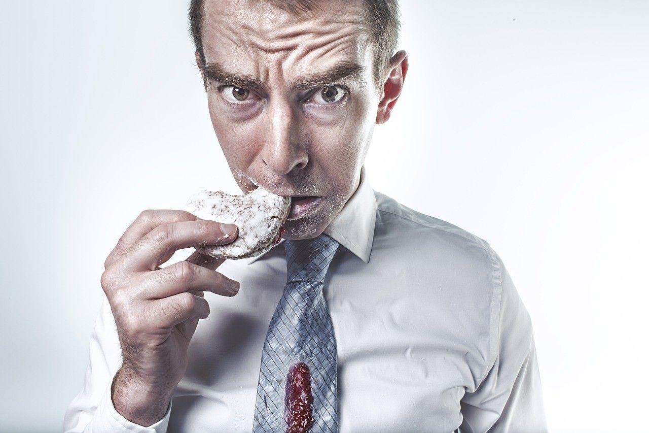 Êtes-vous un mangeur compulsif?