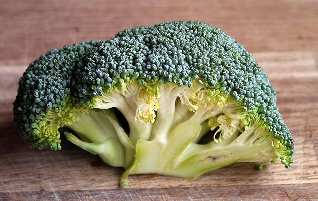Le brocoli, remède anti-radiations