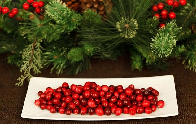History of cranberries