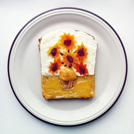SOSCuisine/Art Toast Project_Ida Frosk
