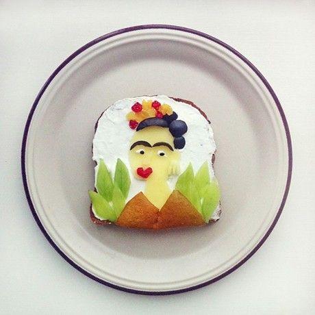 SOSCuisine/ Art Toast Project_ Ida Frosk
