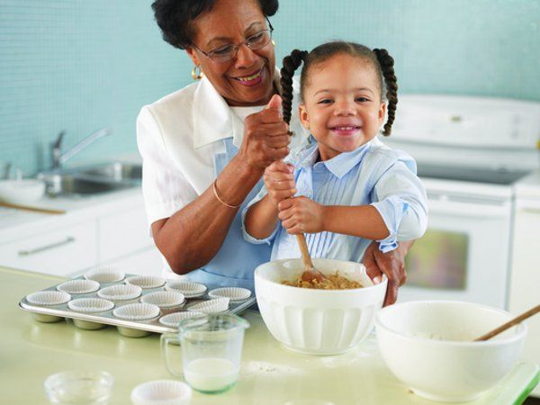 cooking with mom, cuisiner avec maman