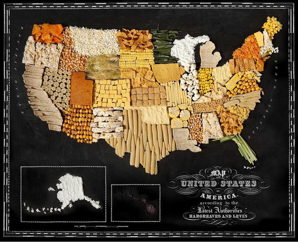 SOSCuisine/food maps