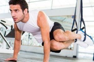 Exercices physiques pour hommes
