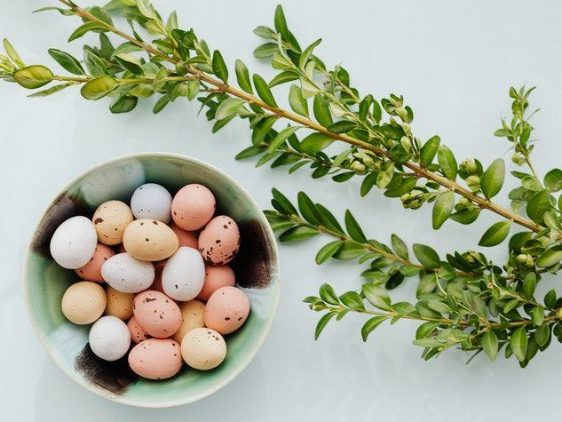 oeufs de pâques easter eggs