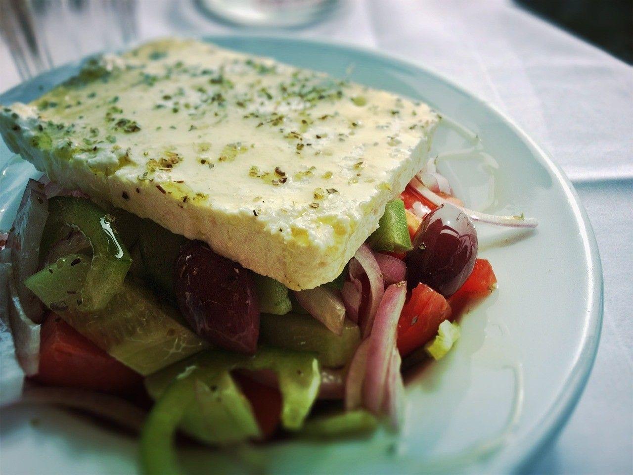 nourriture mediterraneene, mediterranean food