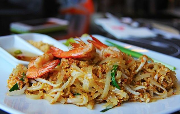 The humble Pad Thai