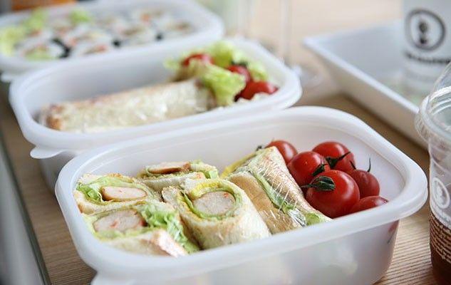 Un lunch santé en 7 étapes faciles