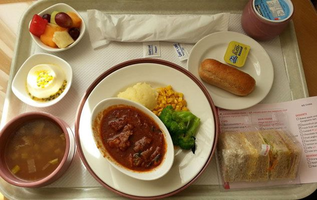22 Hospital Foods From Around The World