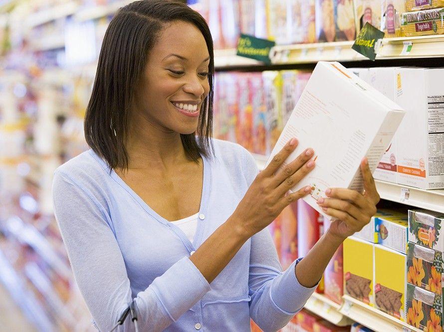 l'éiquetage alimentaire, food labels