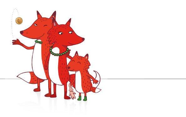 famille-renard