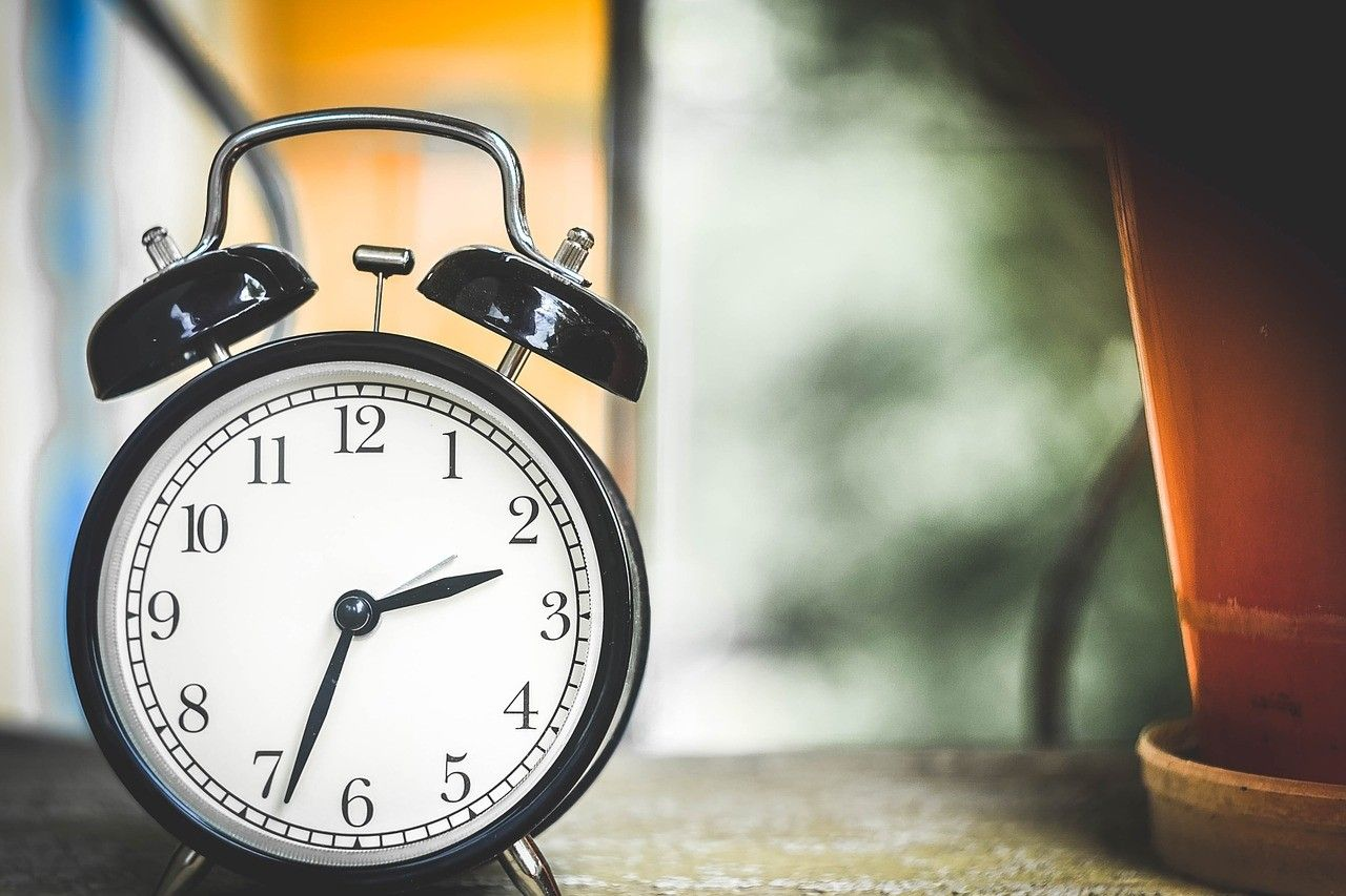 temps clock vite fast