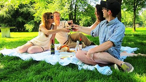 5 Ways to Make Your Picnic Greener