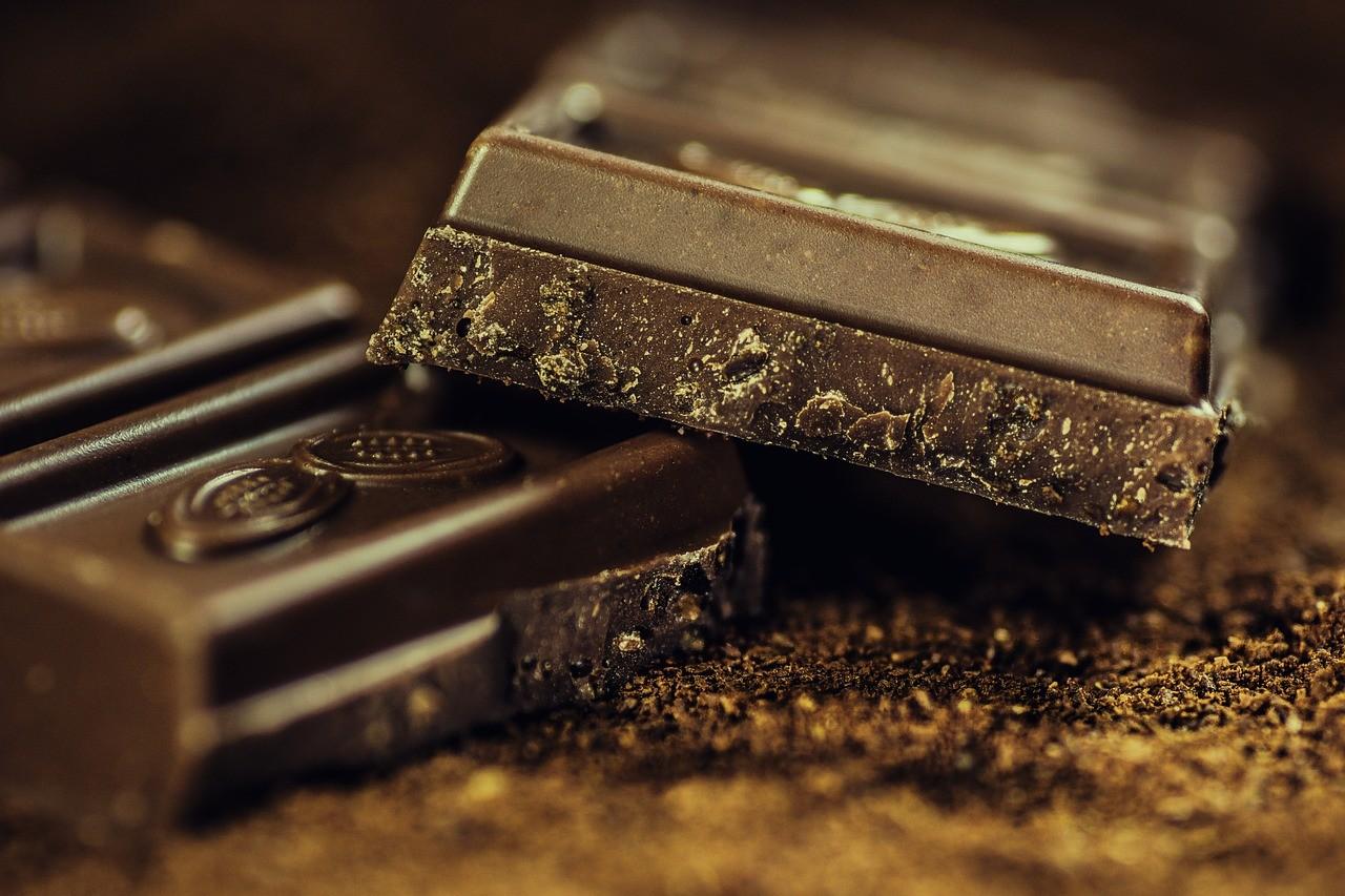 Chocolat comme anti-rides
