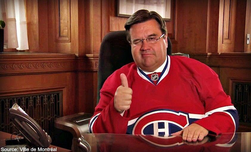 Lettre ouverte à Monsieur Coderre, maire de Montréal