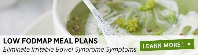 SOSCuisine: Low FODMAP Meal Plans