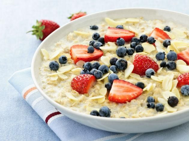 Overnight, no-cook oatmeal for people on the go