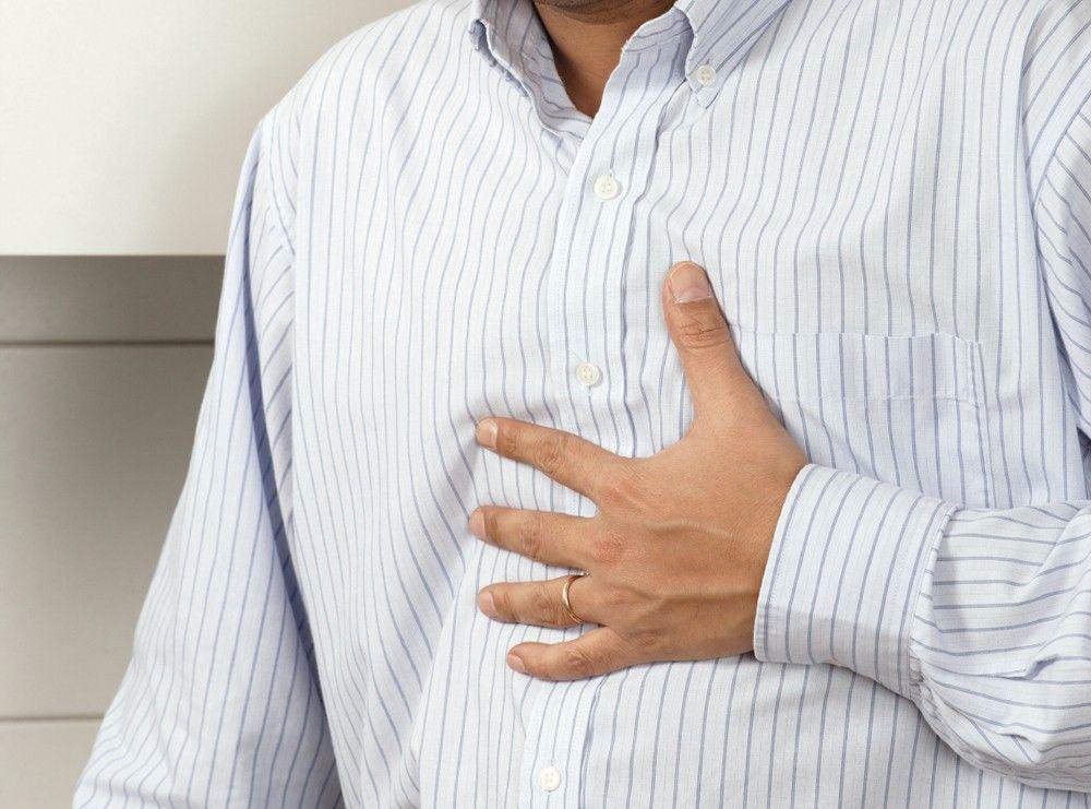 reflux gastro-oesophagien gerd