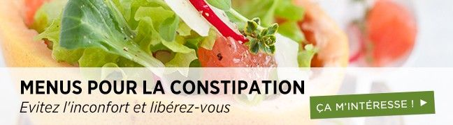 Meal plans for constipation