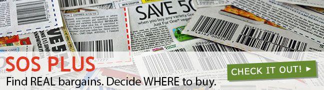 Real Bargains with SOSPlus