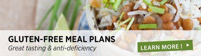 Gluten-Free Meal Plans from SOSCuisine