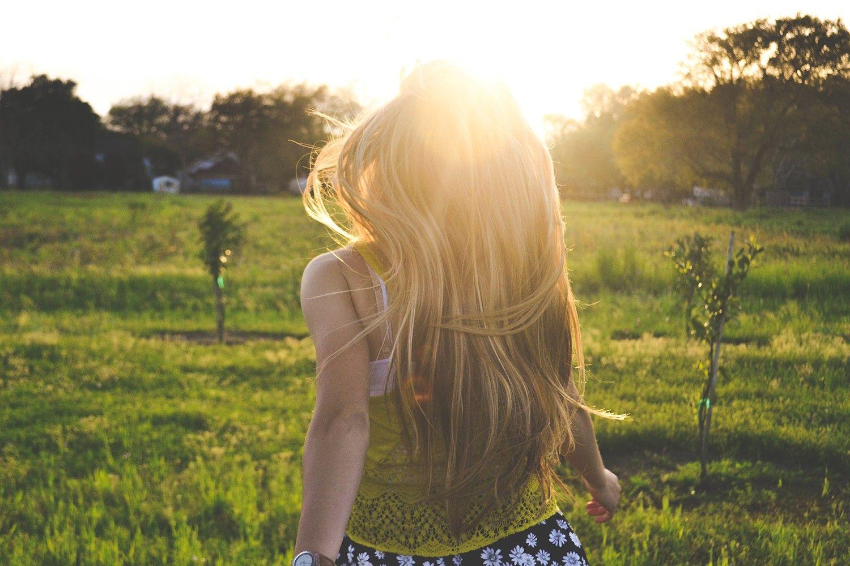 femme cheveux woman hair