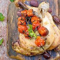 chicken a la provencale