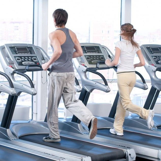 exercise au gym